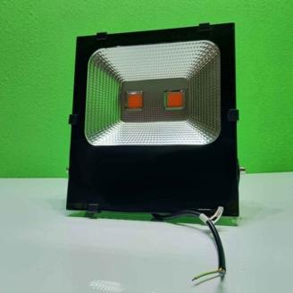 Светодиодный фитопрожектор для растений 50 Ватт.  Прожектор полного и белого спектров(2700К,  5400К)
