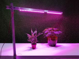 Светодиодный светильник для выращивания/подсветки/досветки/роста комнатных растений на базе светодиодов полного спектра