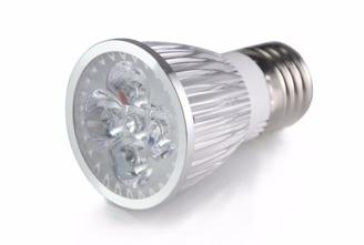 Экономичная светодиодная фитолампа для рассады, CN10, тип цоколя: E27, E14