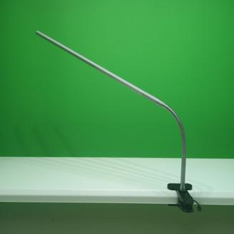 Фитосветильник на прищепке для подсветки и роста домашних цветов. Настольная фитолампа для домашней флоры.