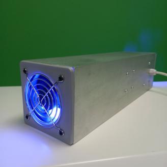 Рециркулятор воздуха с ультрафиолетовым облучателем