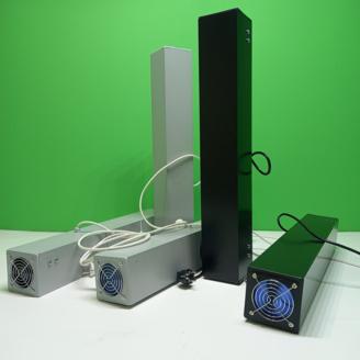 Рециркулятор с бактерицидной УФ лампой 254 нм