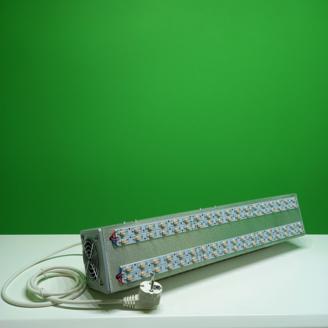 Светильник светодиодный для рассады, комнатных цветов, растений и другой флоры.